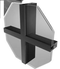 Профиль алюминиевый ASAS фасад - 4 дол / кг
