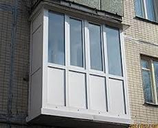 Металлопластиковые балконы, окна и двери. Кировоград
