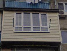 Балконы под ключ в Одессе и Черноморске (бывший Ильичевск)