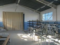 Цех по производству м/п и алюминиевых конструкций