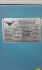 Продам зачистной YILMAZ CA-604