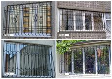 Решетки для балкона и лоджии