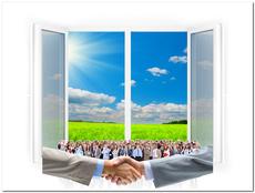 Окна DES для частных лиц и дилеров