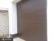 Секционные ворота Aluteh, гаражные ворота, автоматические во
