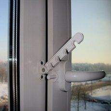 """Ограничитель открывания окна """"гребенка"""""""