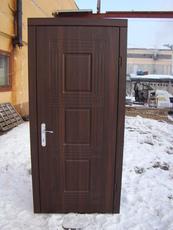 Двери входные Бюджет Серии: Металл-МДФ, размер 860х2050