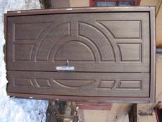 Двери входные М2 Серии: Металл-МДФ