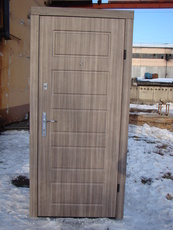 Двери входные МДФ стандарт Серии: МДФ-МДФ