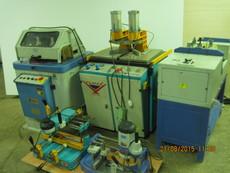 Оборудование для производства металлопластиковых окон 2000 $