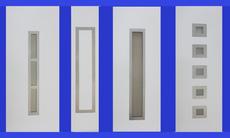 Сэндвич-панели (дверные заполнения) для ПВХ дверей