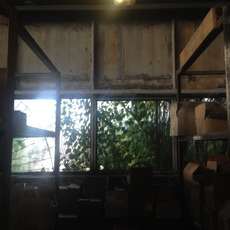 Окна на склад