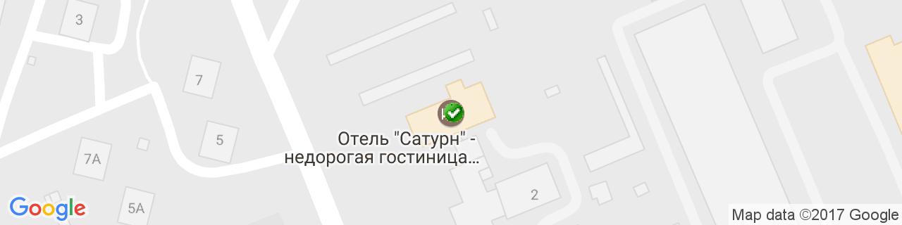 Карта объектов компании АА-ЭКООКНА