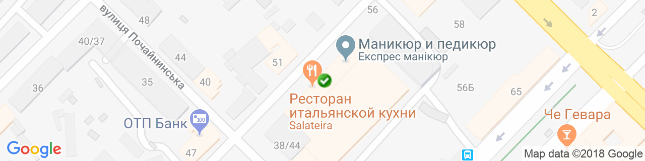 Карта объектов компании Капитал-Пласт