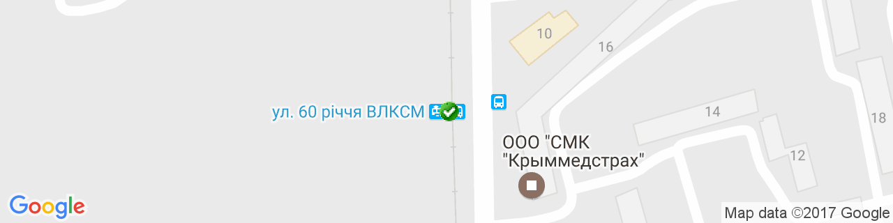 Карта объектов компании Maximus